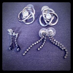 various Jewelry - Earrings